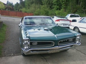 GTO Front image
